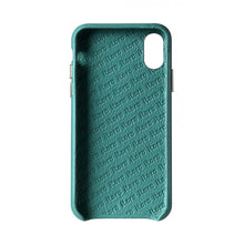 Load image into Gallery viewer, ITALY Leather Weaved Case 2T_iPhone XS Italian Leather Case - iToro