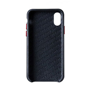 ITALY Leather Weaved Case 3T_iPhone X Italian Leather Case - iToro