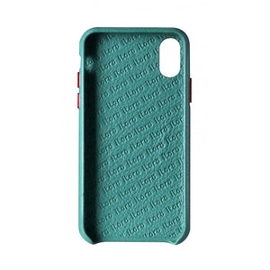 ITALY Leather Weaved Case 3T_iPhone XS Italian Leather Case - iToro