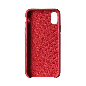 ITALY Leather Weaved Case SE_iPhone XS Italian Leather Case - iToro