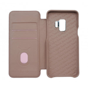 ITALY Leather Folio_Samsung S9 Italian Leather Case - iToro