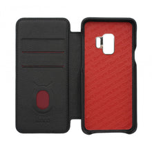 Load image into Gallery viewer, ITALY Leather Folio_Samsung S9 Italian Leather Case - iToro