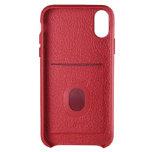 Load image into Gallery viewer, Italy Leather All Wrapped Case_Cubic_iPhone XR Italian Leather Case - iToro