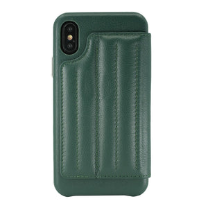 Soft Touch Leather Folio_iPhone X Italian Leather Case - iToro