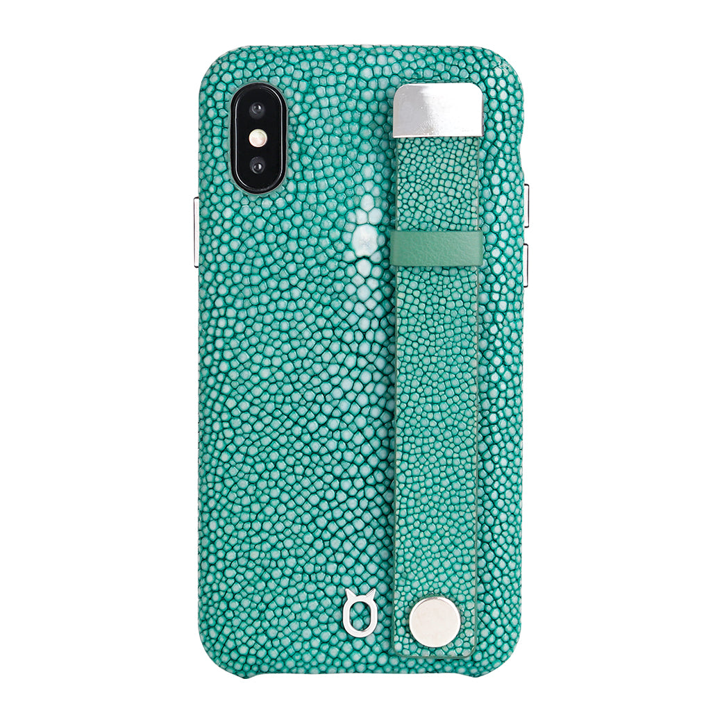 Limited Edition Natural Devil Fish iPhone 11 Case - Green
