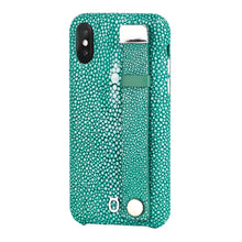 Load image into Gallery viewer, Limited Edition Natural Devil Fish iPhone 11 Pro Max Case - Green