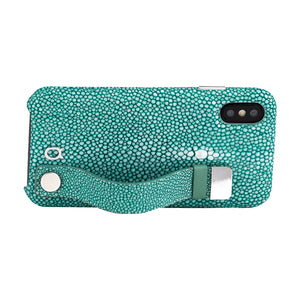 Limited Edition Natural Devil Fish iPhone 11 Pro Case - Green