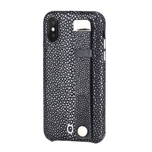 Limited Edition Natural Devil Fish iPhone 11 Pro Max Case - Black