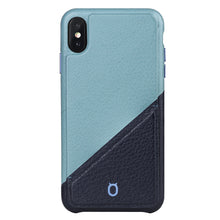 Load image into Gallery viewer, Hide n Go_iPhone Mix N Match Case_iPhone XS Max Italian Leather Case - iToro