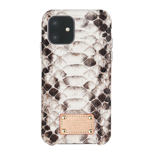 iPhone 11 Limited Real Python Skin Phone Case