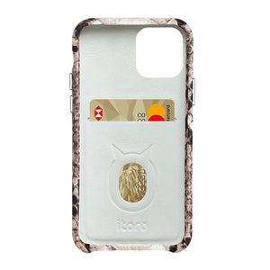 iPhone 11 Pro Limited Real Python Skin Phone Case - iToro