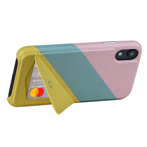 Hide n Go_iPhone Mix N Match Case_iPhone XS Italian Leather Case - iToro