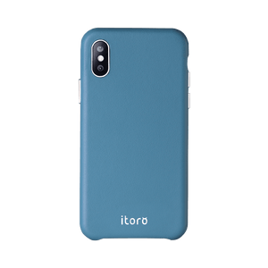 ITALY Leather All Wrapped Case iPhone 11 - Blue