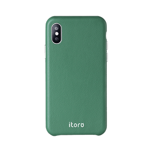ITALY Leather All Wrapped Case iPhone 11 - Green
