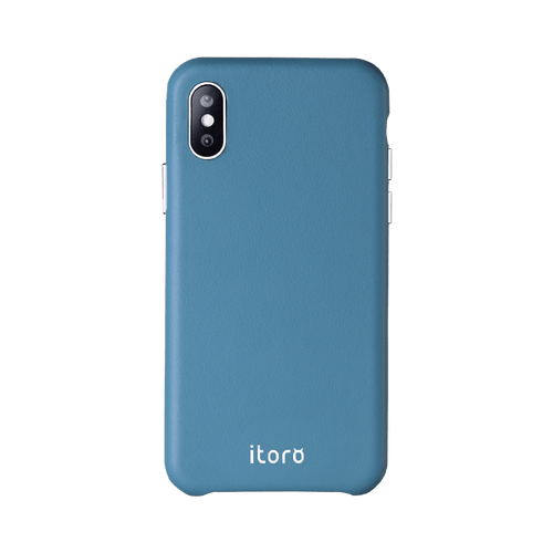 ITALY Leather All Wrapped Case iPhone 11 Pro Max - Blue