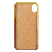 Load image into Gallery viewer, Hide n Go_iPhone Mix N Match Case_iPhone X Italian Leather Case - iToro