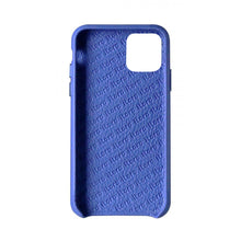 Load image into Gallery viewer, Customizable Italian Leather Weaved Case _ iPhone Leather Case
