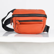 Load image into Gallery viewer, Italian Premium Leather Waist Bag / Diagonal Bag