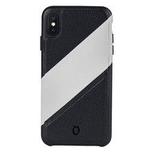 Load image into Gallery viewer, Hide n Go_iPhone Mix N Match Case_iPhone XS Italian Leather Case - iToro