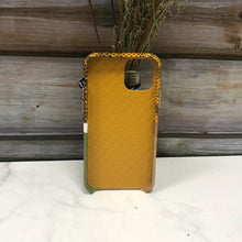 "Load image into Gallery viewer, Limited Edition Multicolor ""6"" Croco &  Lizard iPhone 11 Pro Case"