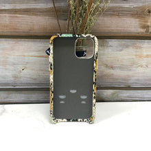 Load image into Gallery viewer, Multi-colored Snake embossed Leather Phone Case iPhone 11 Pro Max