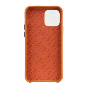 Ostrich Leather iPhone 12 | 12 Pro Case _ Stand Function