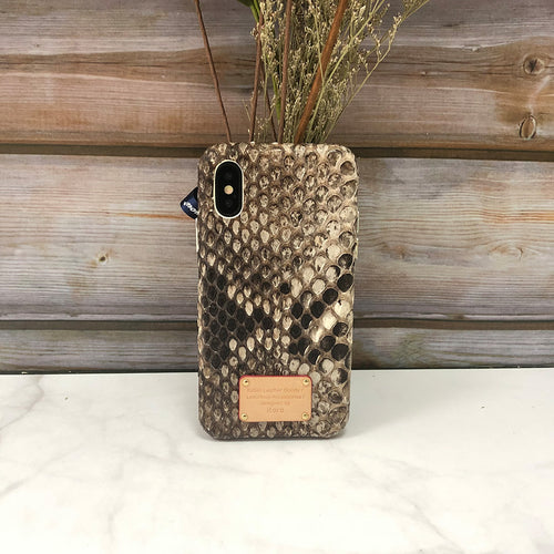 iPhone 11 Limited Python Snake Skin Phone Case