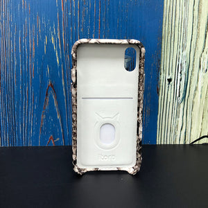 iPhone XS Limited Python Skin Phone Case