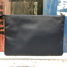Load image into Gallery viewer, Italian Lizard Embossed Leather MacBook Series Bag with Splicing leather designed