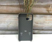 Load image into Gallery viewer, Ostrich Magnetic Kickstand Leather Phone Case iPhone 11 Pro Max