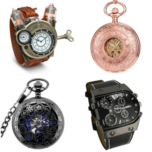 TOP 10 Steampunk watches