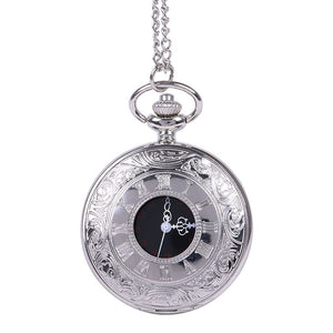 Roman Engraving Of Engraved Lace Pocket Watches