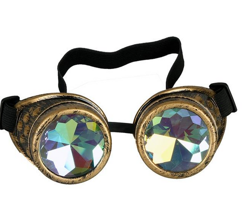 Image of Steampunk Goggles Glasses