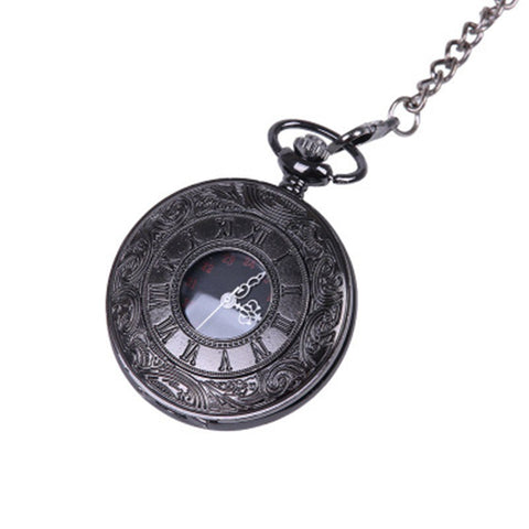 Image of Roman Engraving Of Engraved Lace Pocket Watches