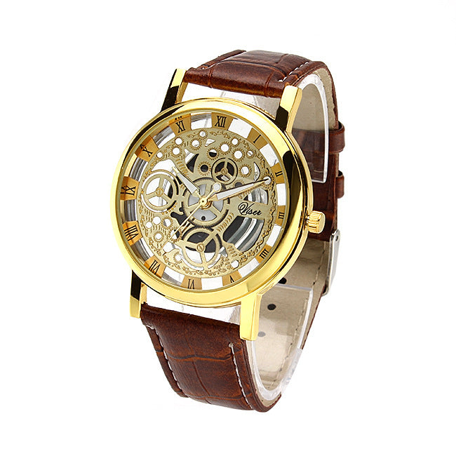 Unisex mechanical watch