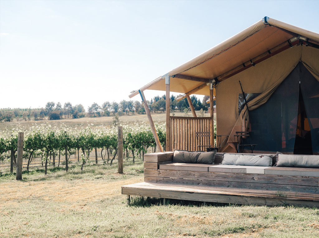 Visit Orange NSW Glamping