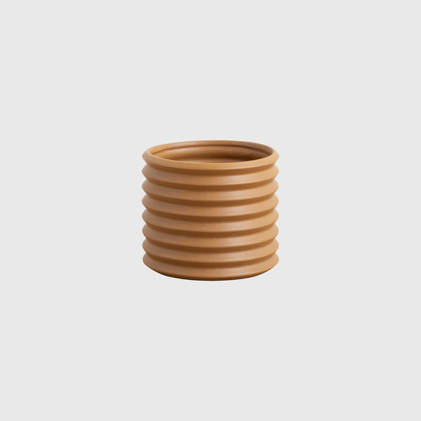 Small Berlin Planter: Cinnamon
