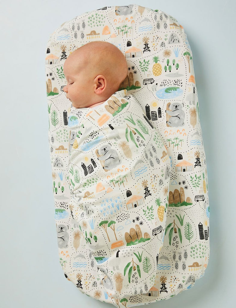 Big Adventures Baby Wrap
