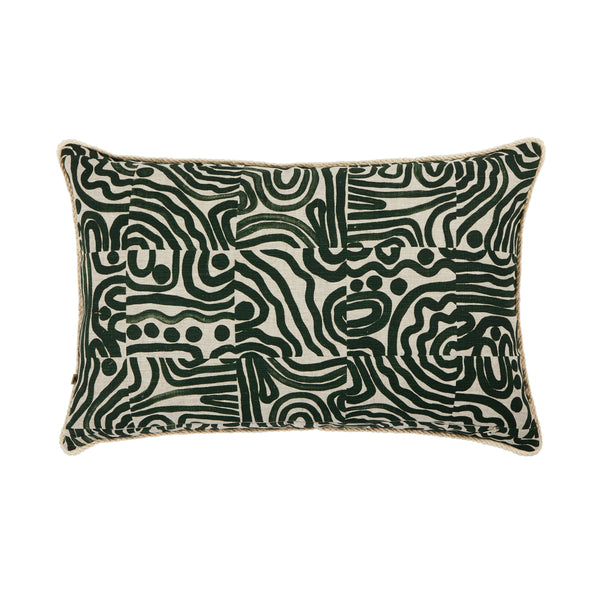 Swell Forest Cushion