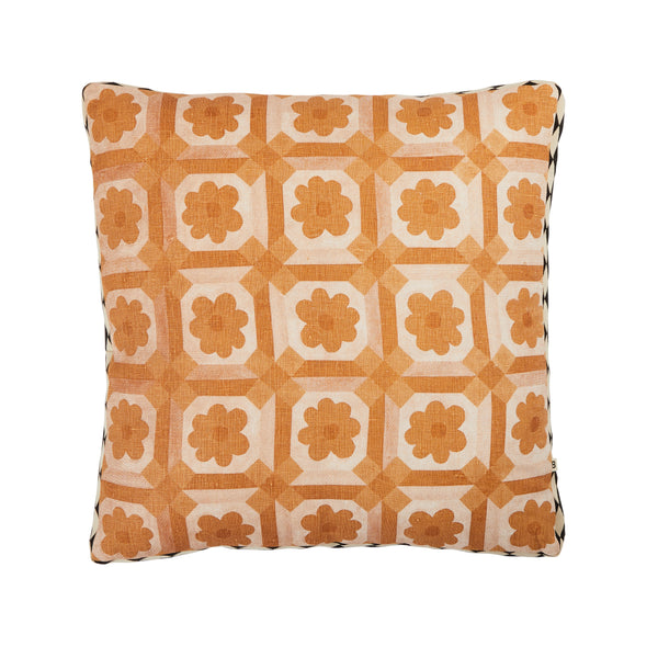 Aster Wheat Cushion