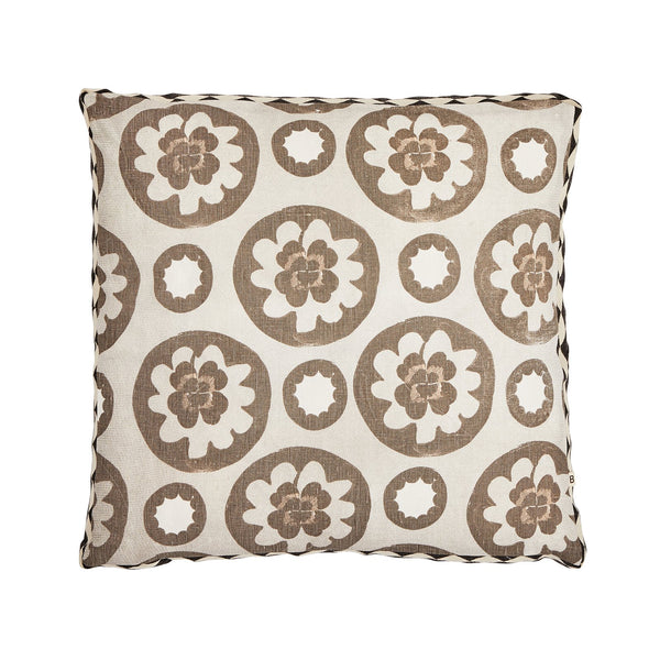 Clover Grey Cushion