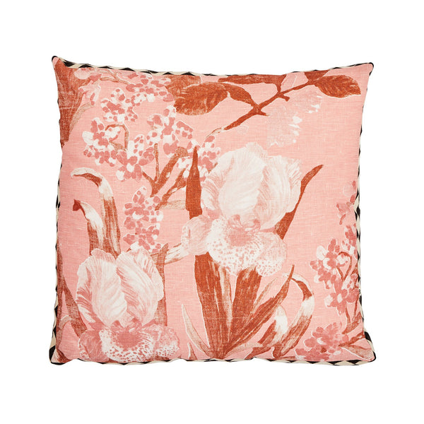 Iris Blossom Cushion