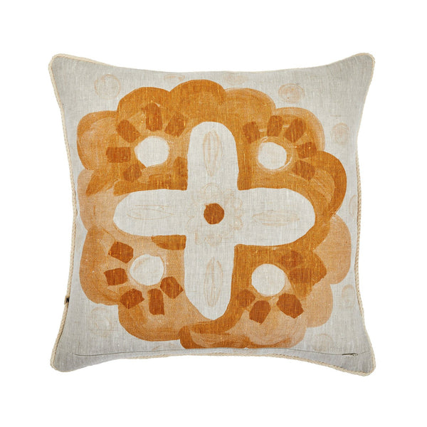 Aegean Tan Cushion *preorder*