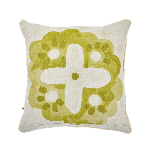 Aegean Citron Cushion *preorder*
