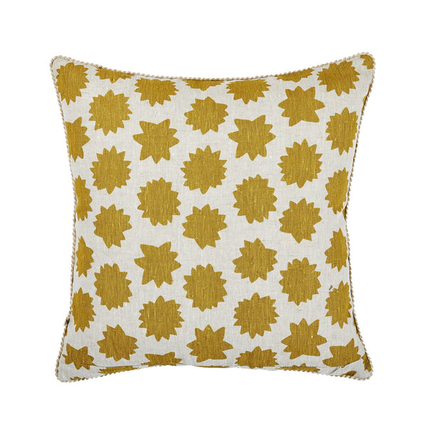 Stars Citron Cushion *preorder*