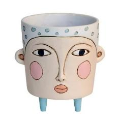 Polly Blue Planter