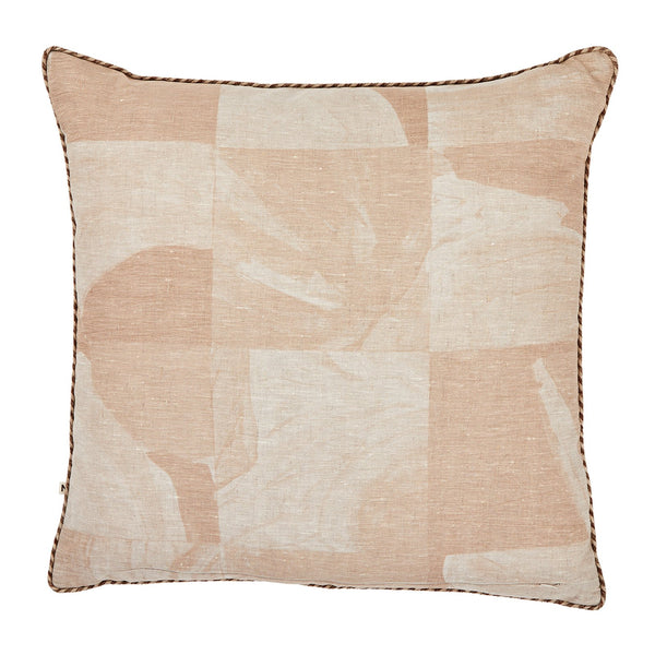 Patchwork Cushion Nutmeg
