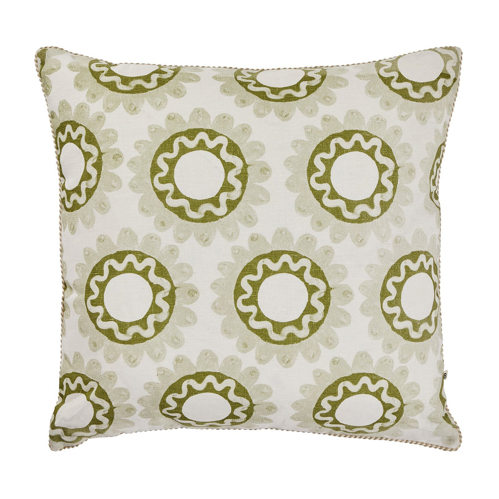 Cosmos Khaki Cushion