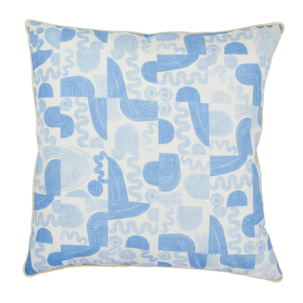 Maple Blue Pale Cushion *preorder*