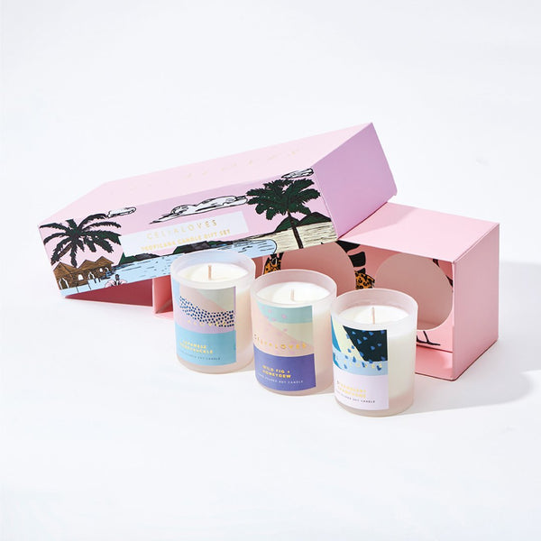 Tropicana Trio Gift Box